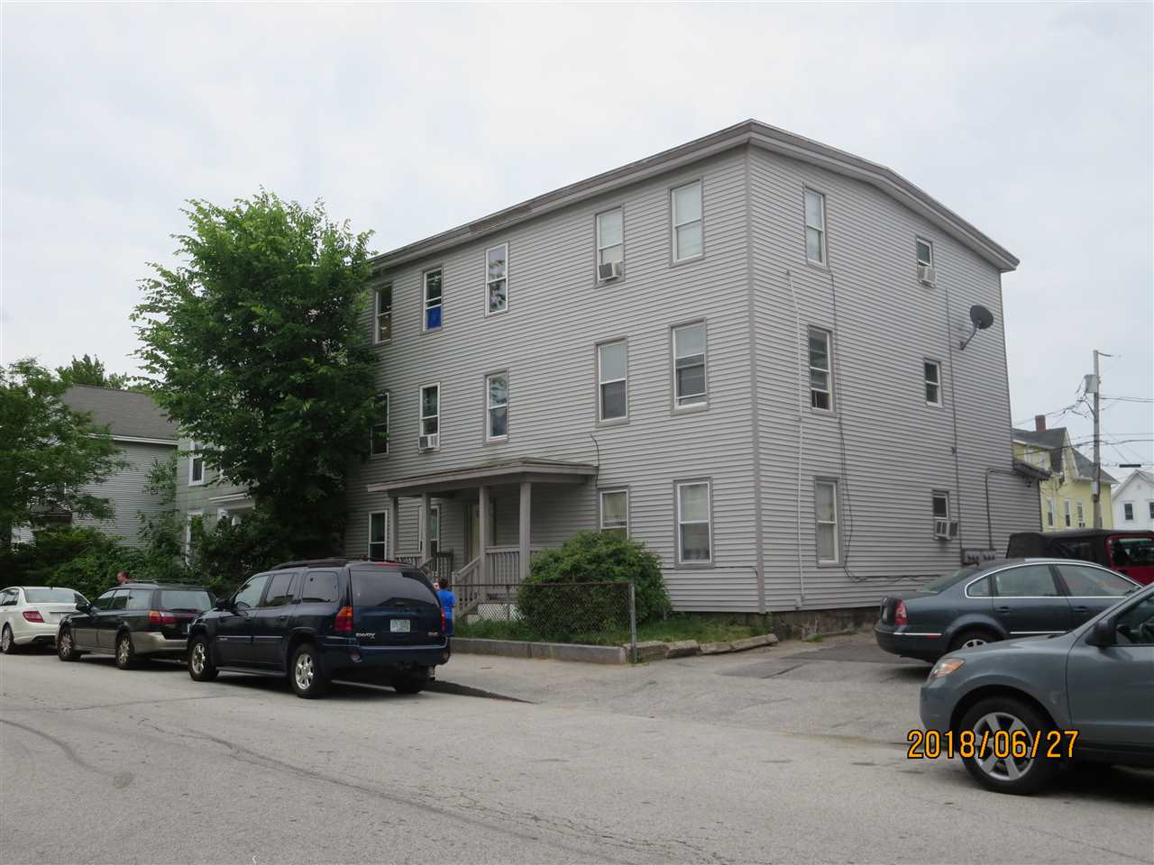 image of Manchester NH  7 Unit Multi Family | sq.ft. 6324