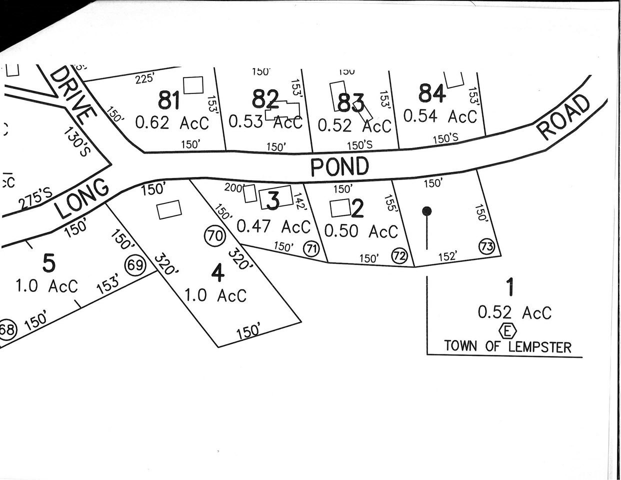 Lempster NH 03605 Land for sale $List Price is $12,000