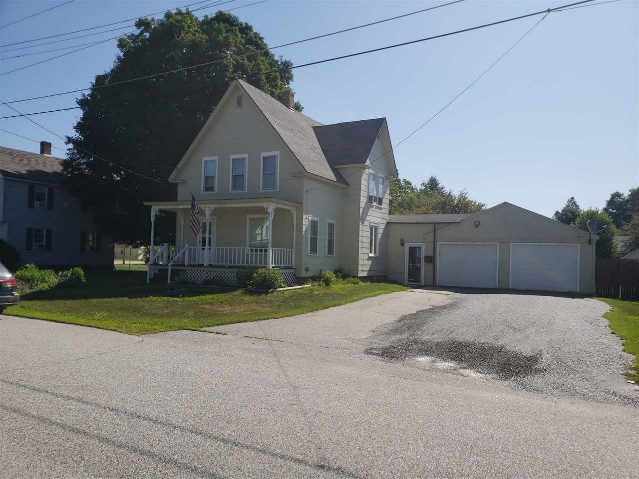 CLAREMONT NHHome for sale $$149,000   $103 per sq.ft.