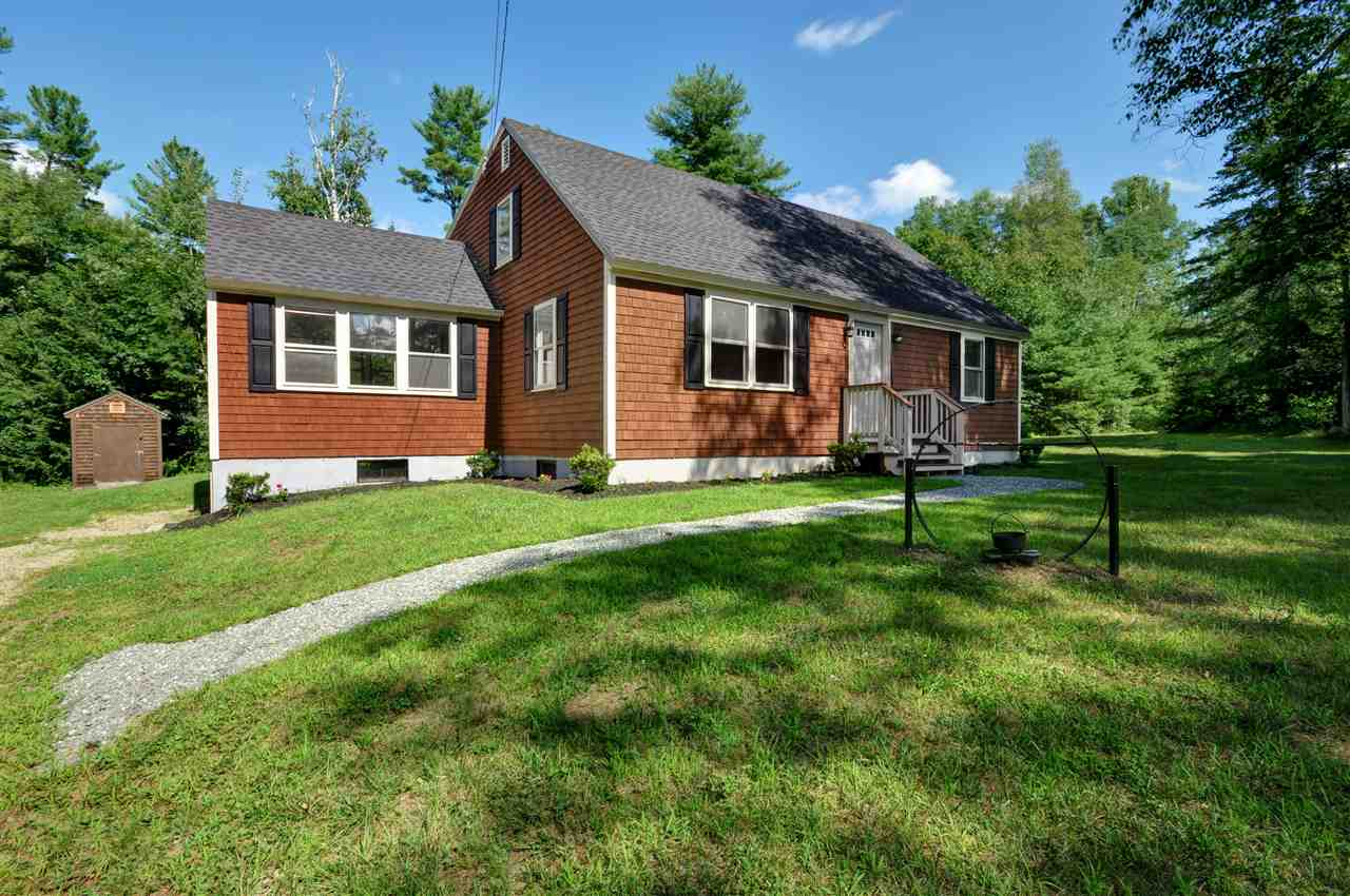 New Boston NH Home for sale $List Price is $284,000