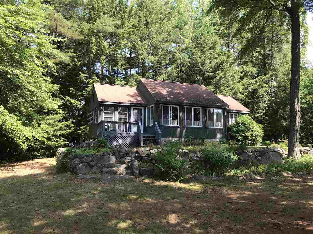 WASHINGTON NH Lake House for sale $$400,000 | $510 per sq.ft.