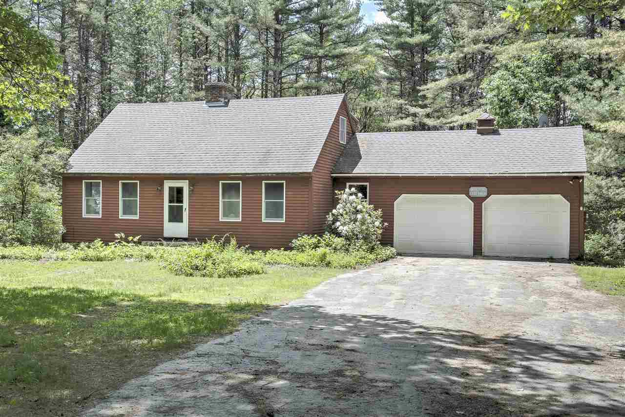MLS 4706947: 12 Red Gate Road, Jaffrey NH