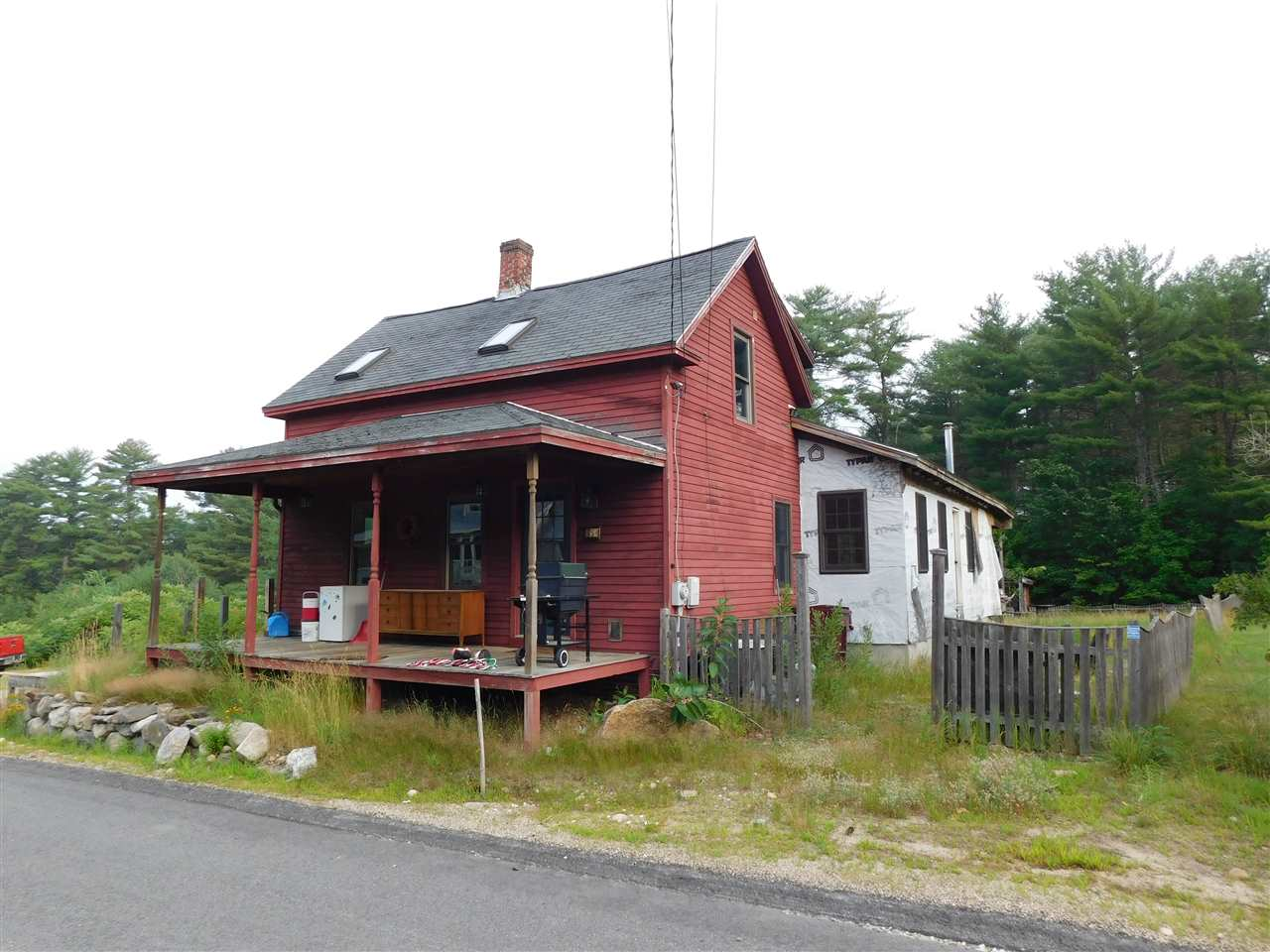 Village of Sanbornville in Town of Wakefield NH Home for sale $$120,000 $71 per sq.ft.