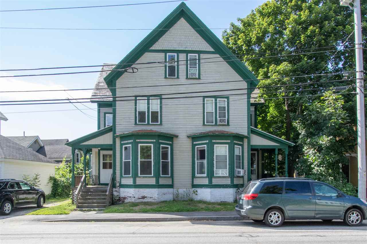 image of Concord NH  2 Unit Multi Family | sq.ft. 3030