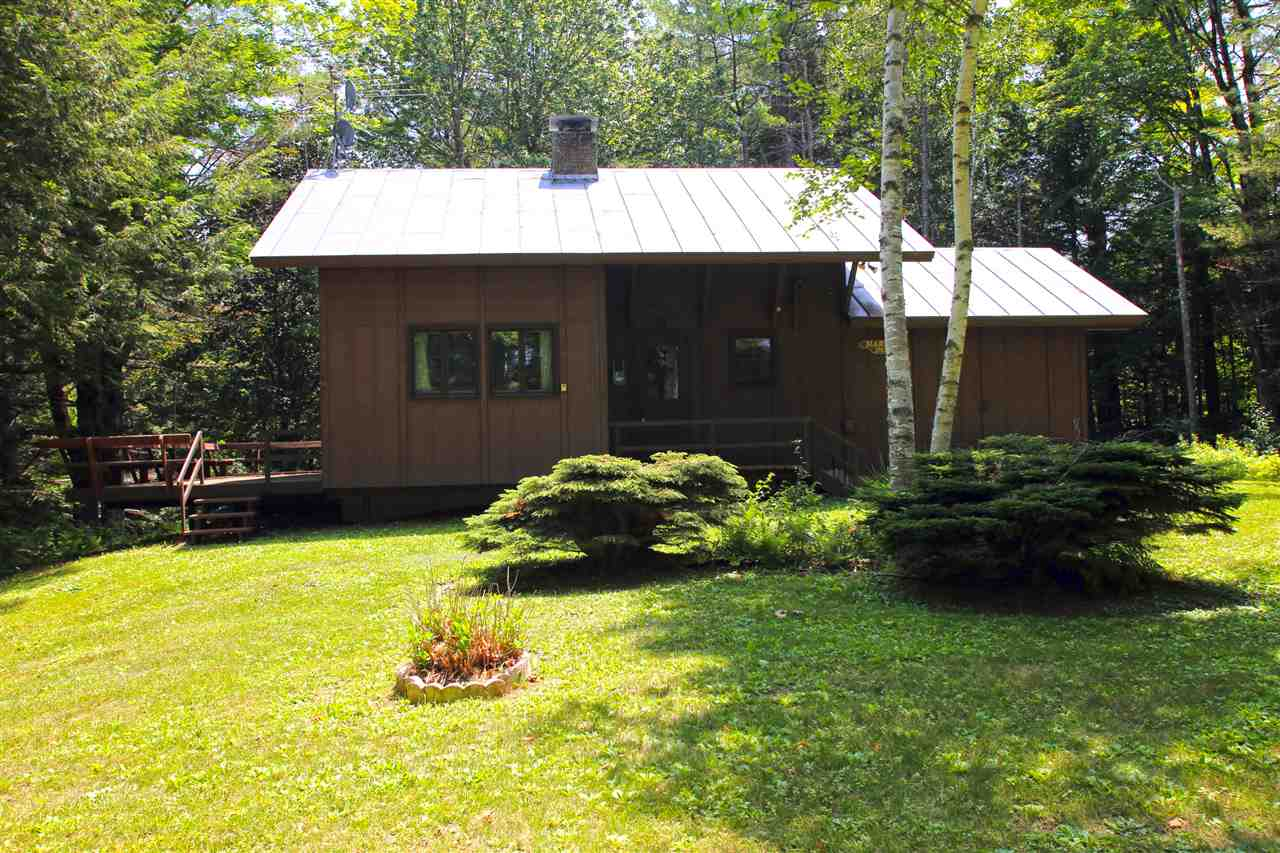 WEATHERSFIELD VT Lake House for sale $$295,000 | $211 per sq.ft.