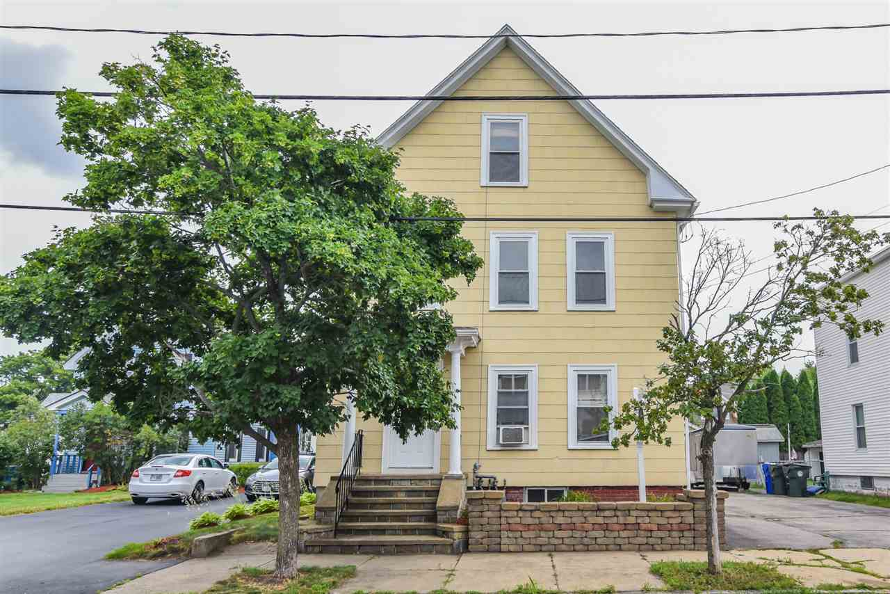 image of Manchester NH  2 Unit Multi Family | sq.ft. 4244