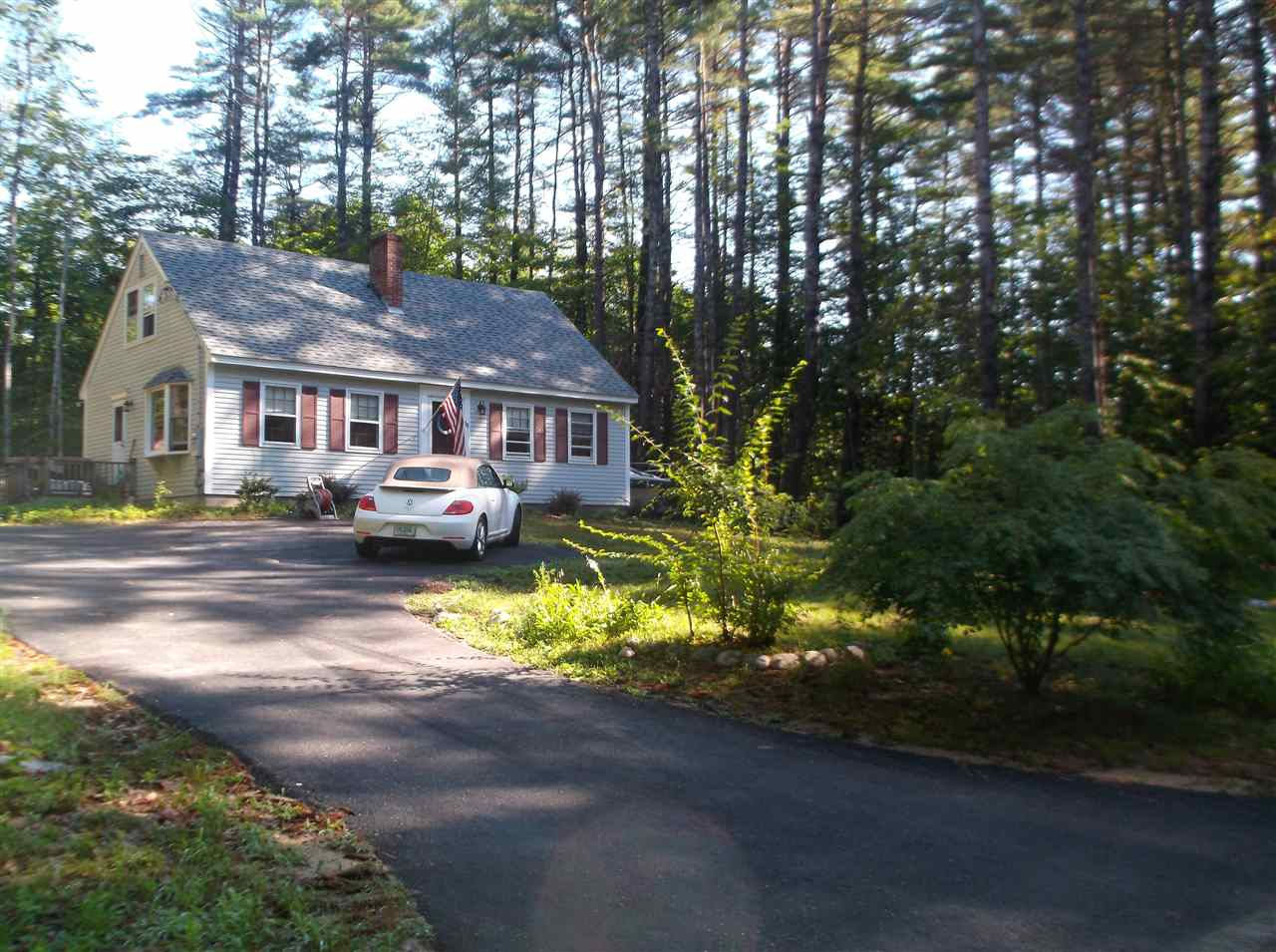 OSSIPEE NH Home for sale $171,000