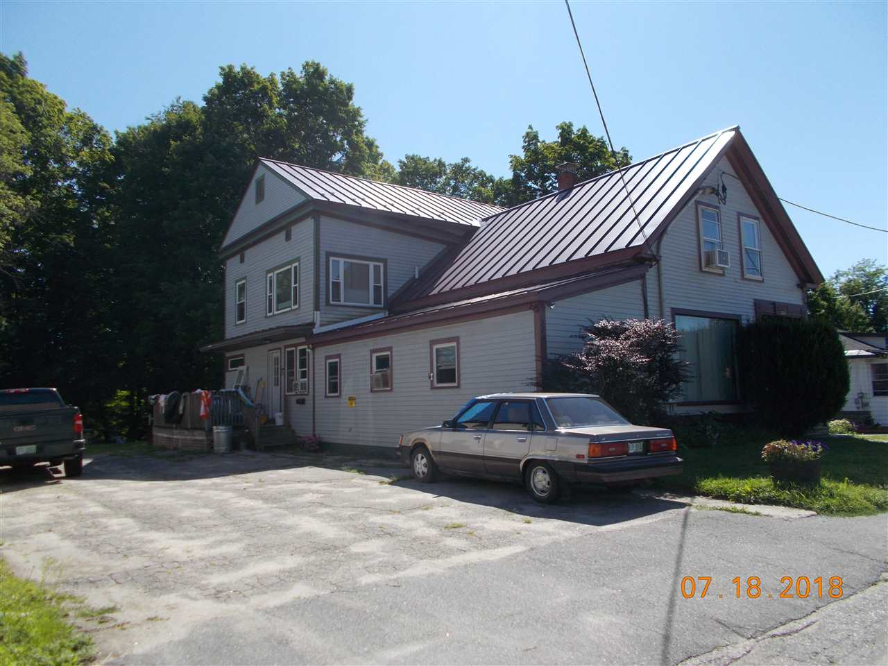 CLAREMONT NH Multi Family for sale $$141,000 | $56 per sq.ft.