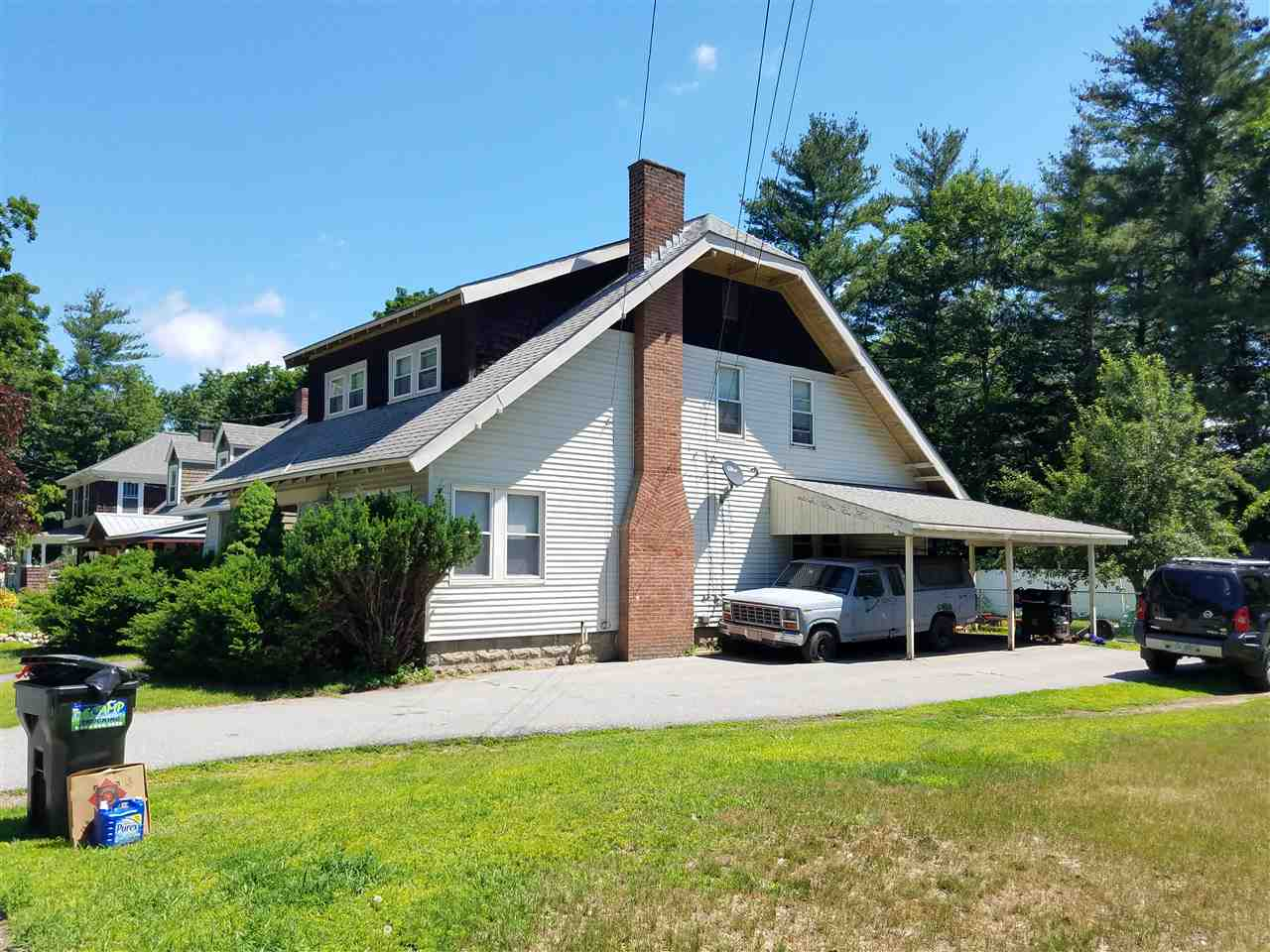 CLAREMONT NH Multi Family for sale $$142,500 | $74 per sq.ft.