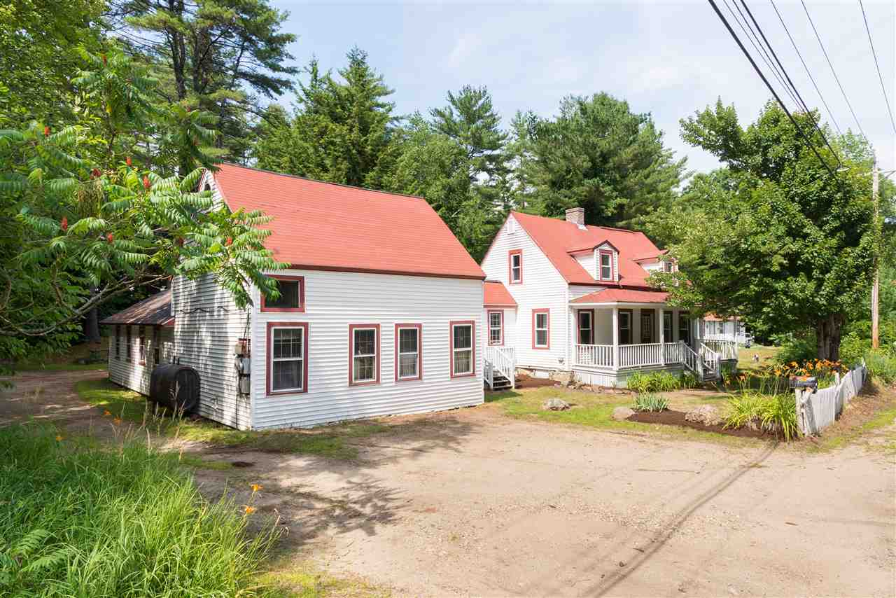 MEREDITH NH  Multi Family for sale $300,000