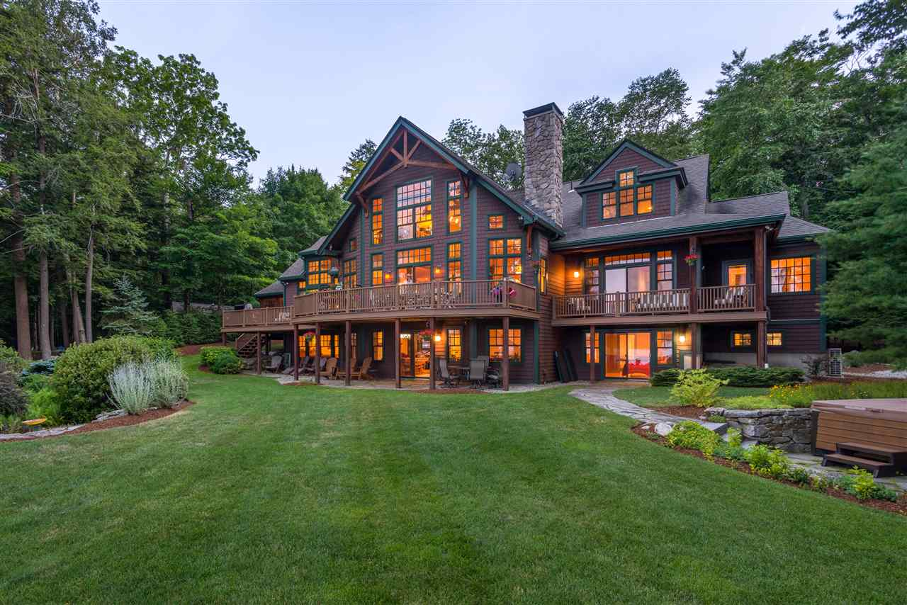 MOULTONBOROUGH NH  Home for sale $2,895,000
