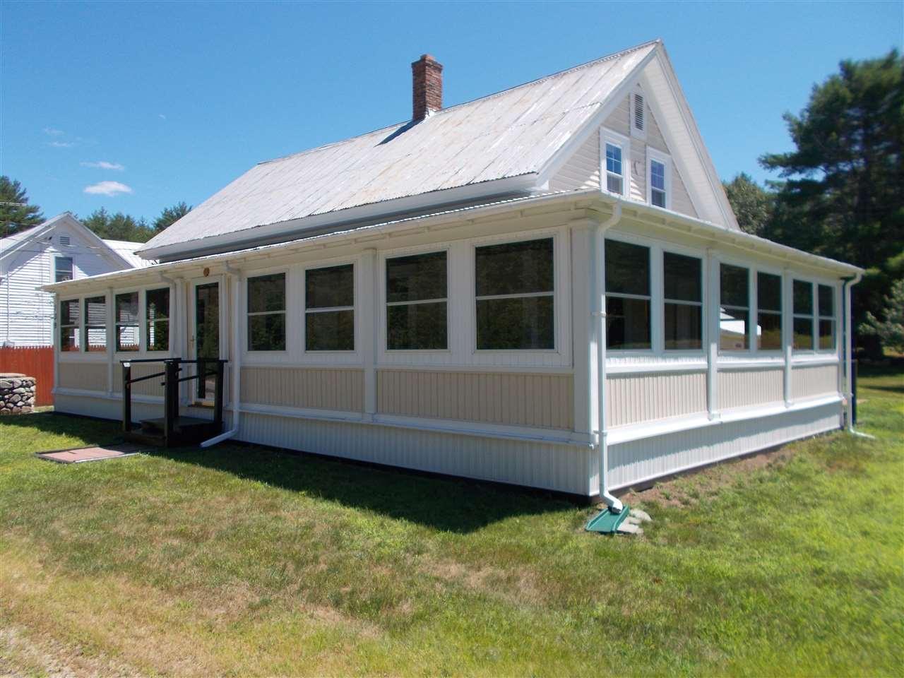 EFFINGHAM NH Home for sale $160,000