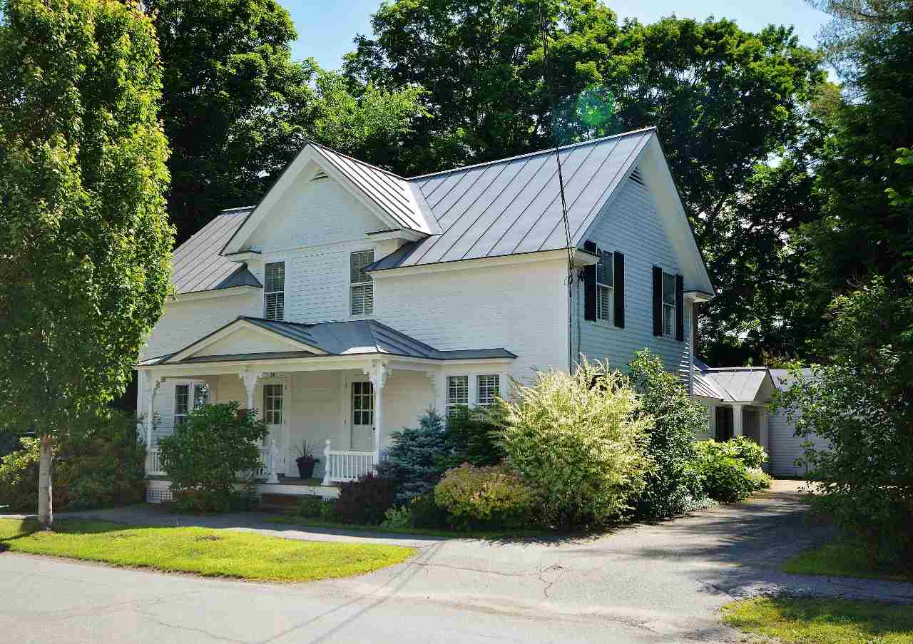 Village of Woodstock in Town of Woodstock VT  for sale $List Price is $995,000