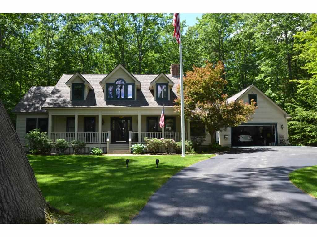 WOLFEBORO NH  Home for sale $498,000