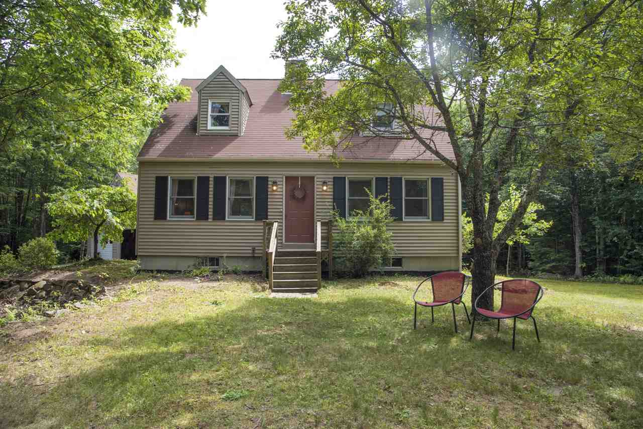 VILLAGE OF CENTER TUFTONBORO IN TOWN OF TUFTONBORO NH  Home for sale $248,700