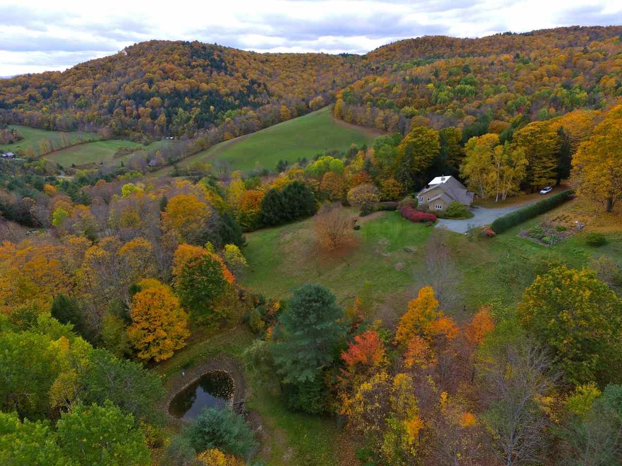 Pomfret VT for sale $List Price is $695,000