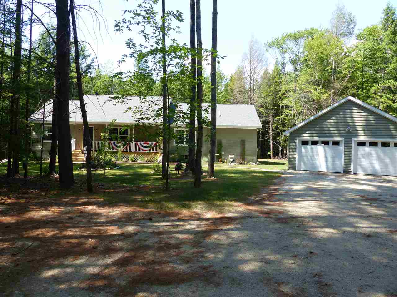 OSSIPEE NH  Home for sale $294,500