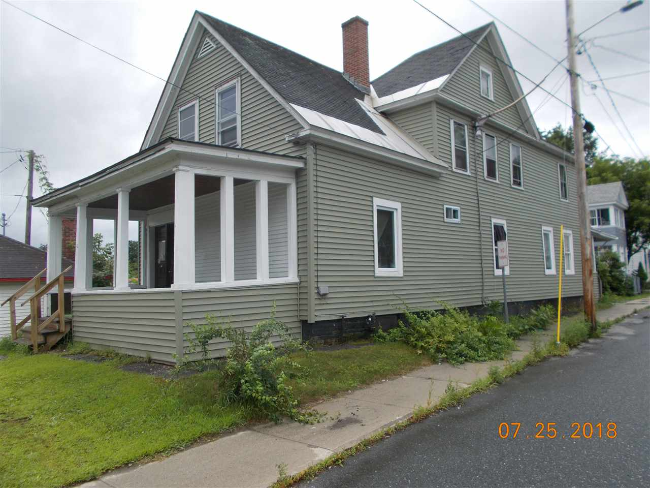 Claremont NH 03743Multi Family for sale $List Price is $89,900