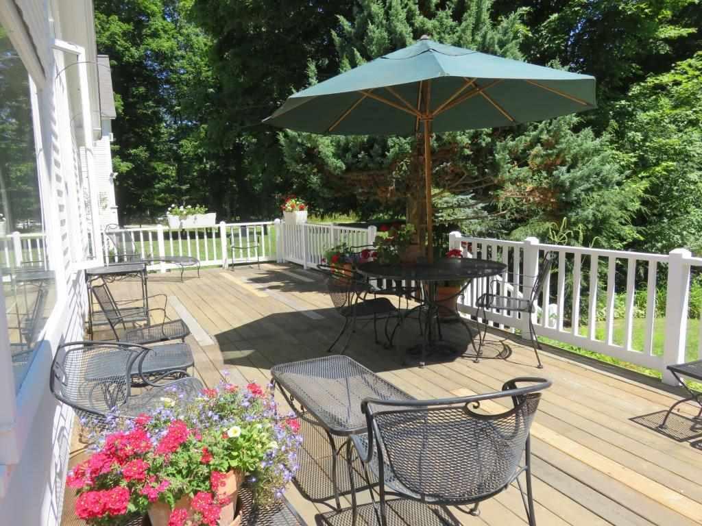 Rear Deck For Gatherings 12376513