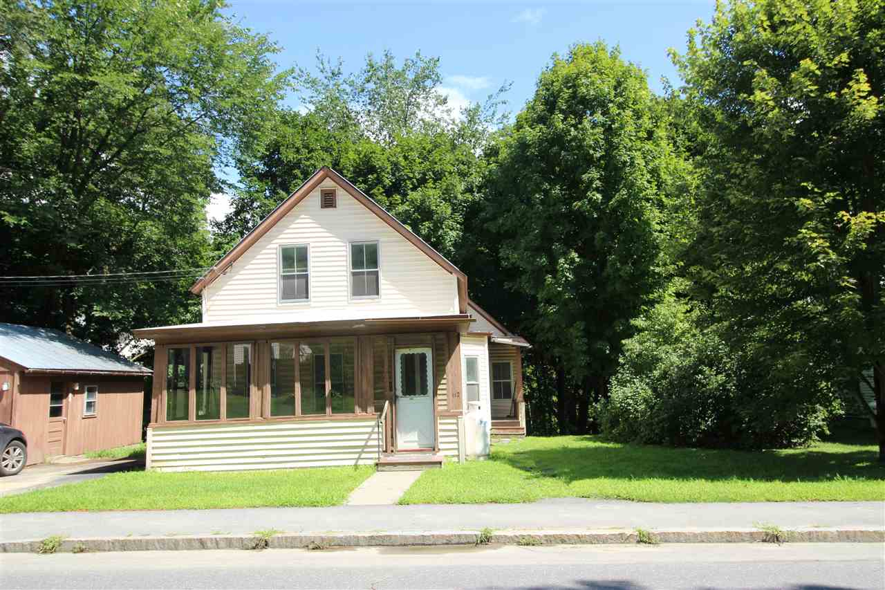 SPRINGFIELD VT Home for sale $$89,000 | $66 per sq.ft.