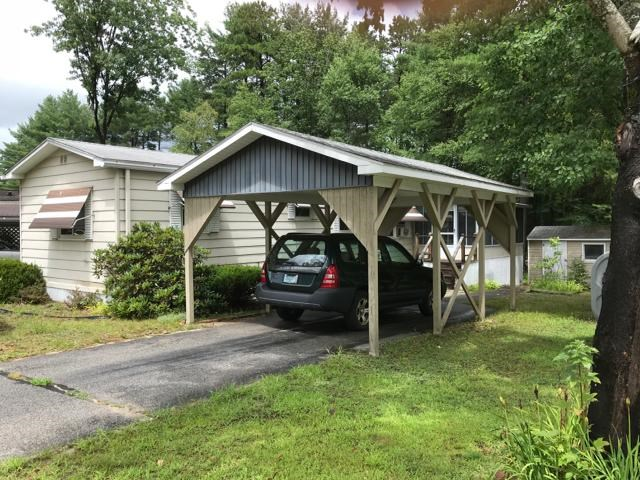 Goffstown NH Mobile-Manufacured Home for sale $List Price is $59,500