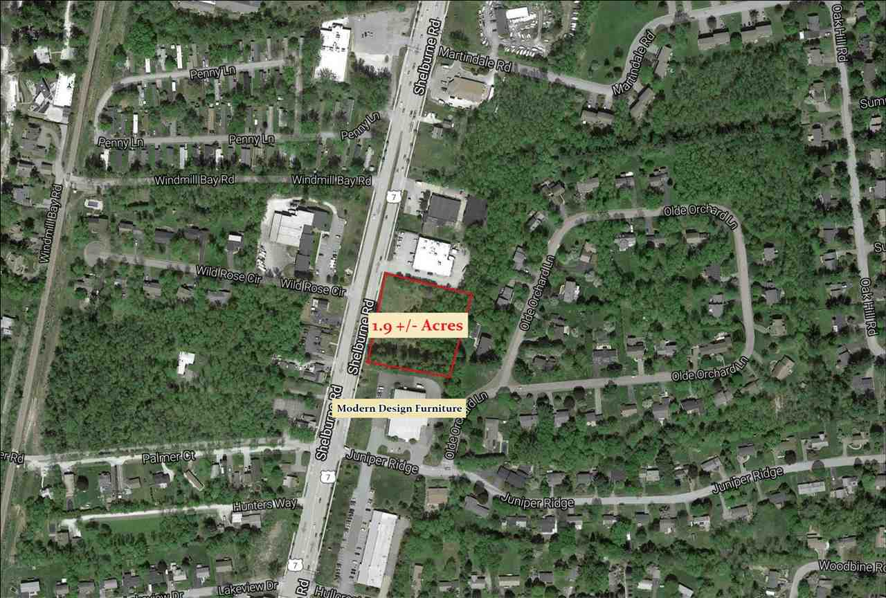 Zoning allowes for: Bank/Financial Institution, Office/Commercial/Medical, Retail, Personal Service Shop, Vehicle Sales/ Repairs. Traffic Count: 22,000 cars daily  Town water and sewer on site Zoning allows multiple commercial and residential uses Excellent development potential !