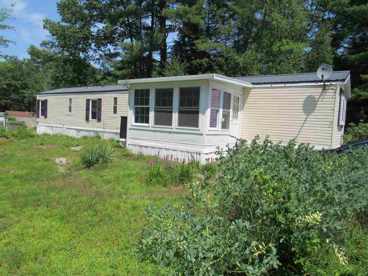 Allenstown NHHome for sale $List Price is $40,000
