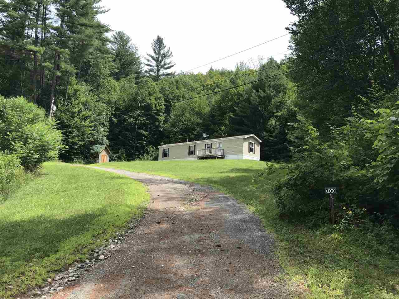 Hartland VT Mobile-Manufacured Home for sale $List Price is $164,900