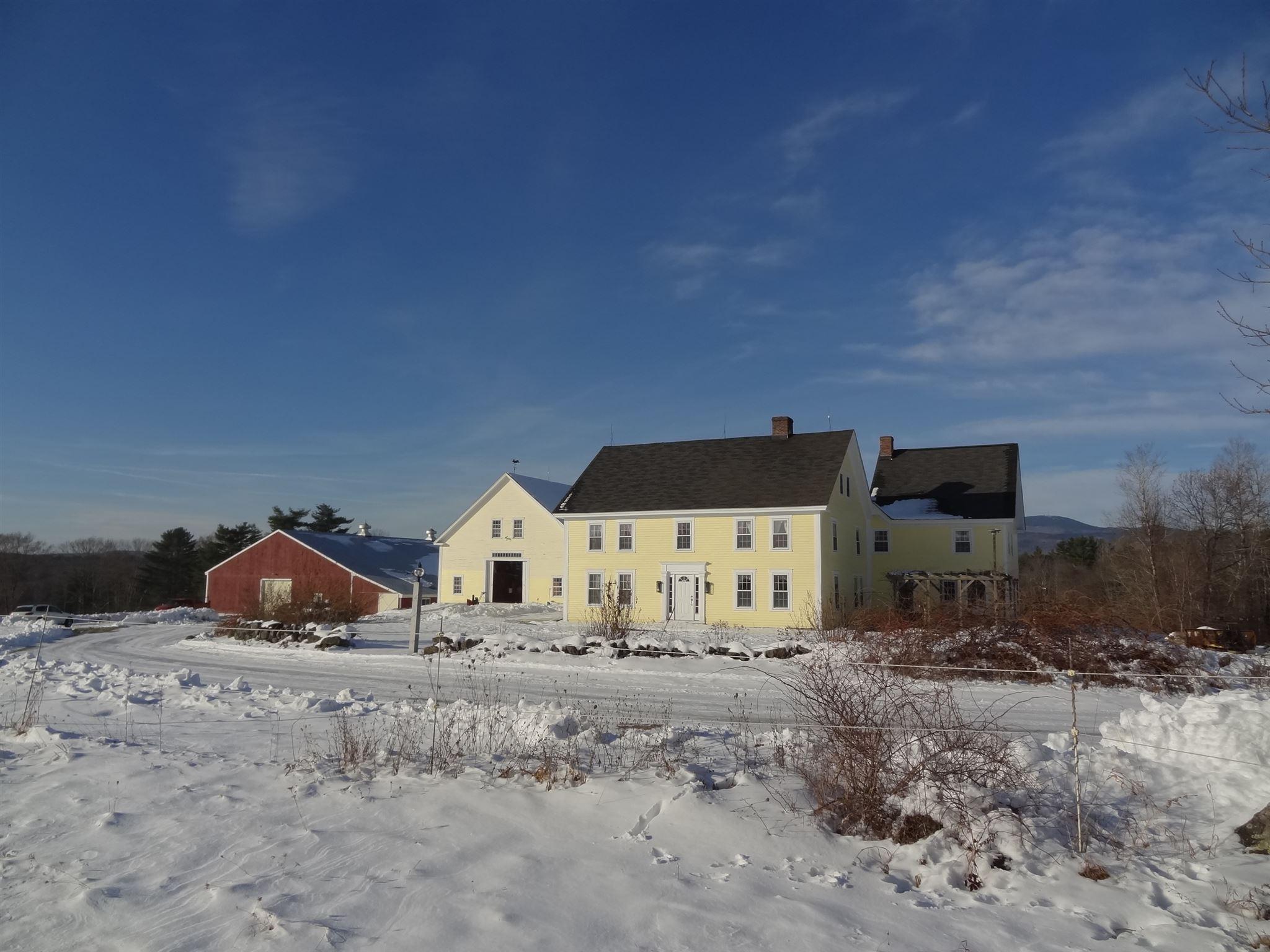 Warner NHHorse Farm | Property