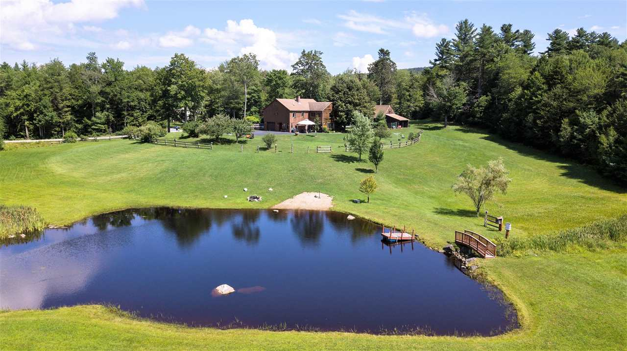 NEWBURY NH Lake House for sale $$439,000 | $265 per sq.ft.
