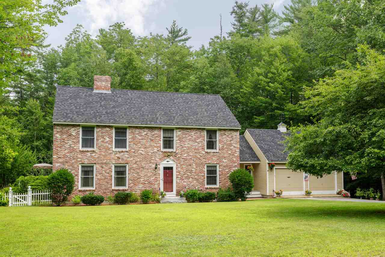 Colonial Homes For Sale In Conway Nh Verani Realty