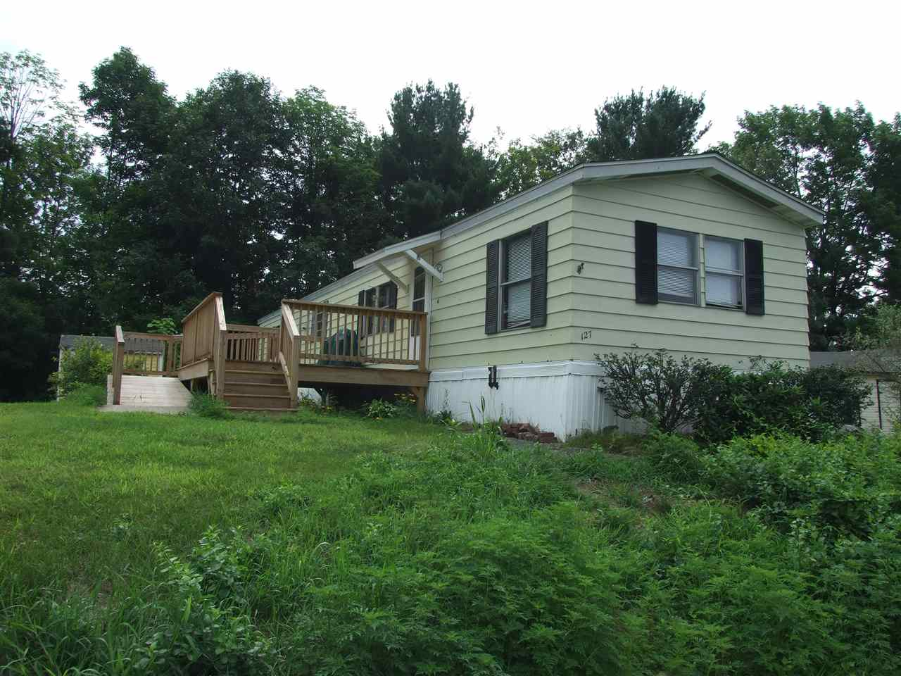 Greenville NH Mobile-Manufacured Home for sale $List Price is $29,000
