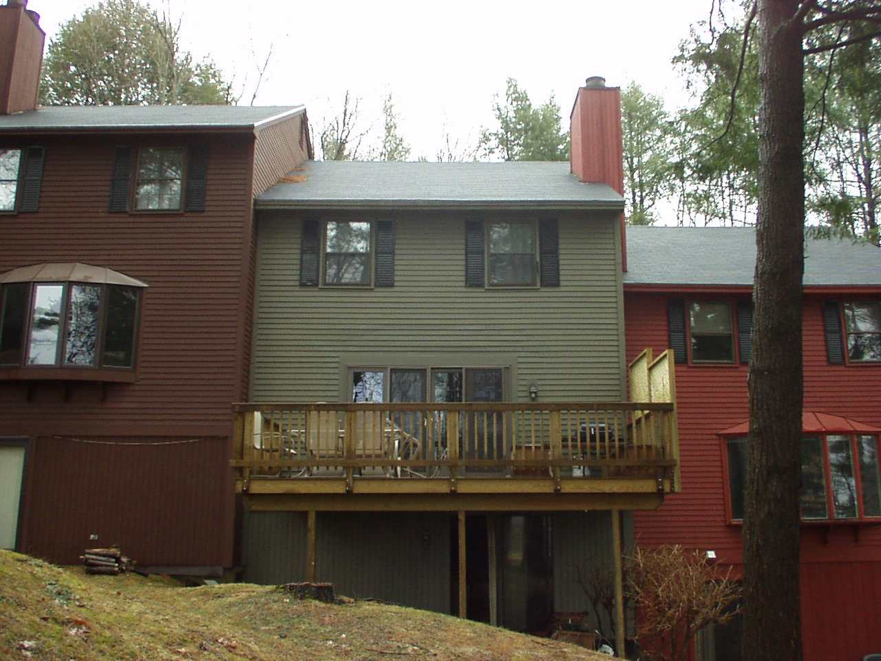 VILLAGE OF QUECHEE IN TOWN OF HARTFORD VT Condo for sale $$149,000 | $109 per sq.ft.