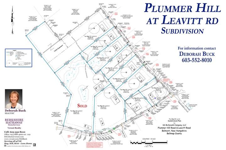 Photo of Plummer Hill & Leavitt Road Belmont NH 03220