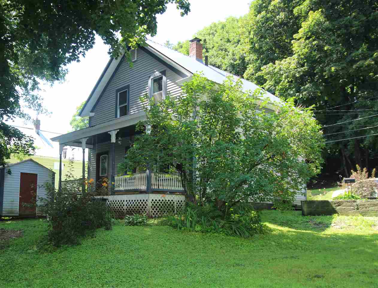 SPRINGFIELD VT Home for sale $$124,900 | $109 per sq.ft.