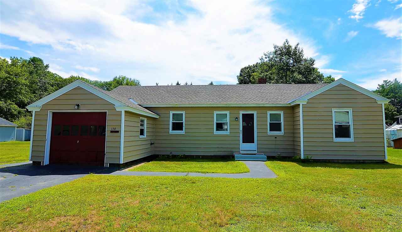 CLAREMONT NH Home for sale $$132,500 | $121 per sq.ft.