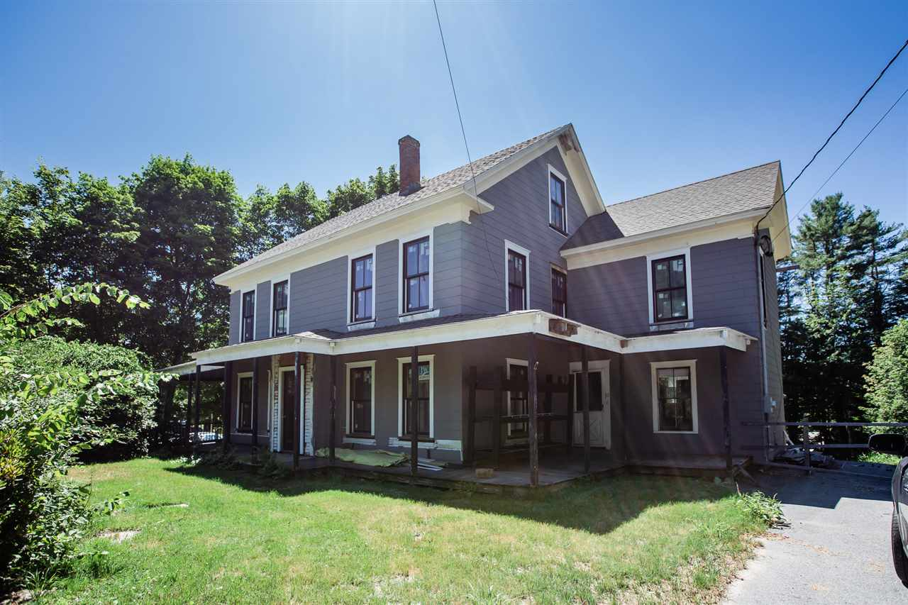 Peterborough NH Multi Family for sale $List Price is $150,000