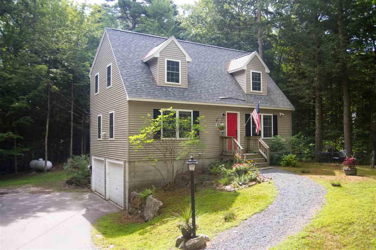 Moultonborough NHHome for sale $$245,000 $172 per sq.ft.