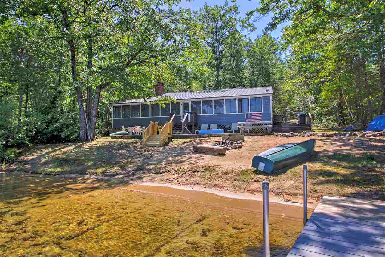 MLS 4710983: 56 RIDGE Road, Ossipee NH