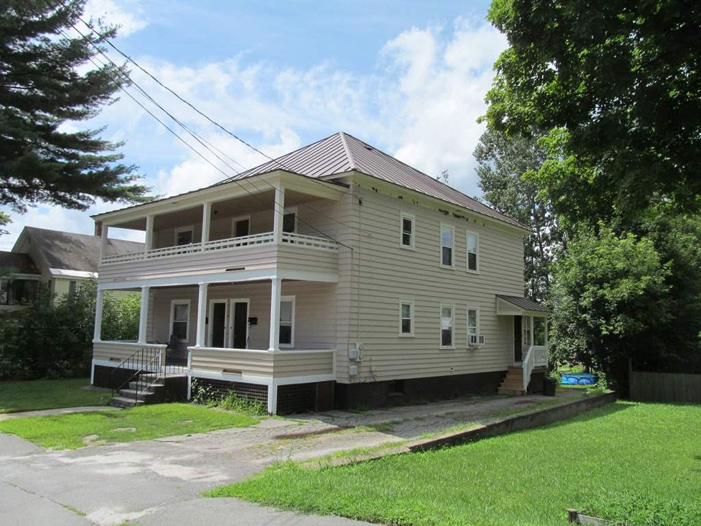 CLAREMONT NH Multi Family for sale $$129,500 | $47 per sq.ft.