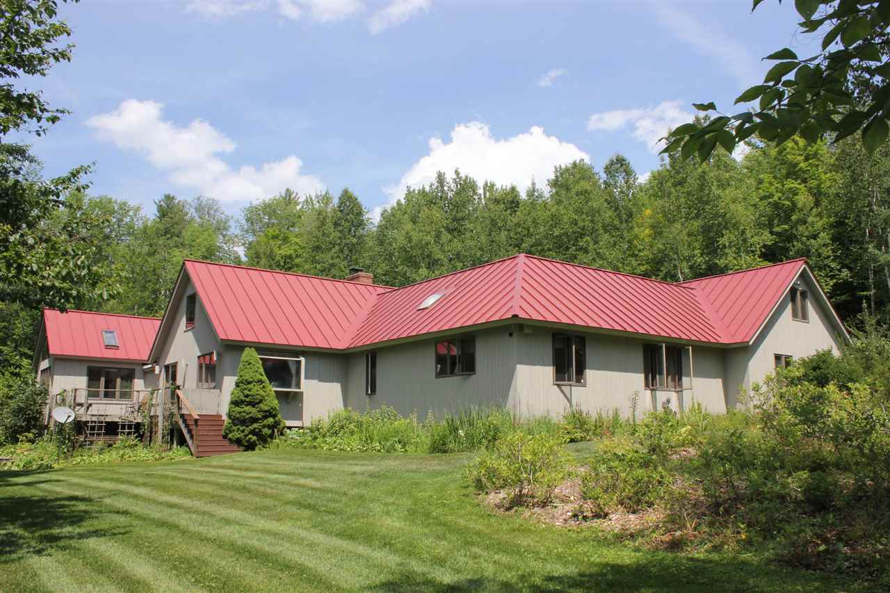 Weston VT Horse Farm | Property  on Private Pond