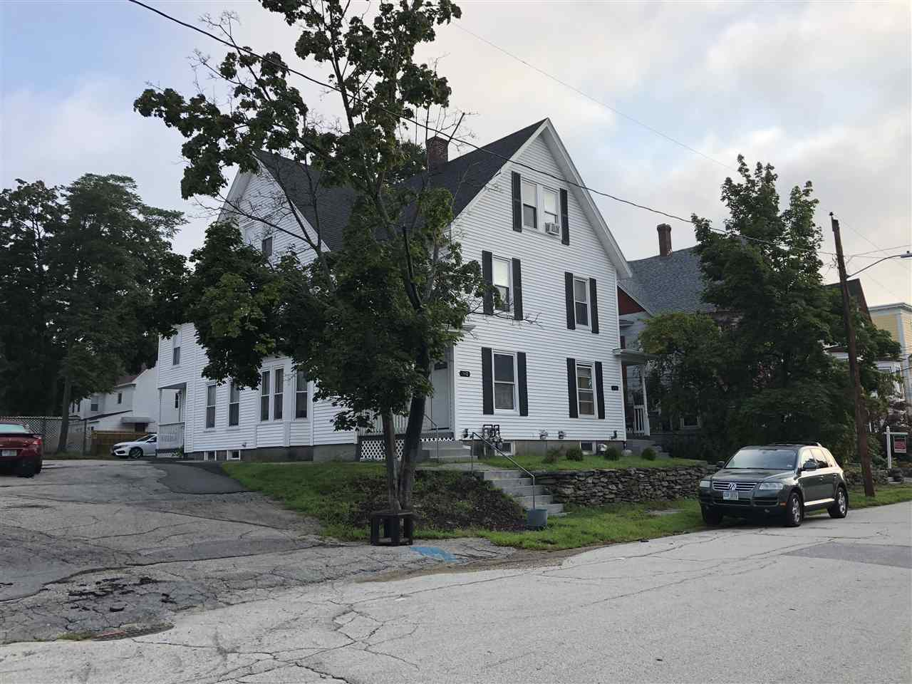 image of Manchester NH  4 Unit Multi Family | sq.ft. 5912