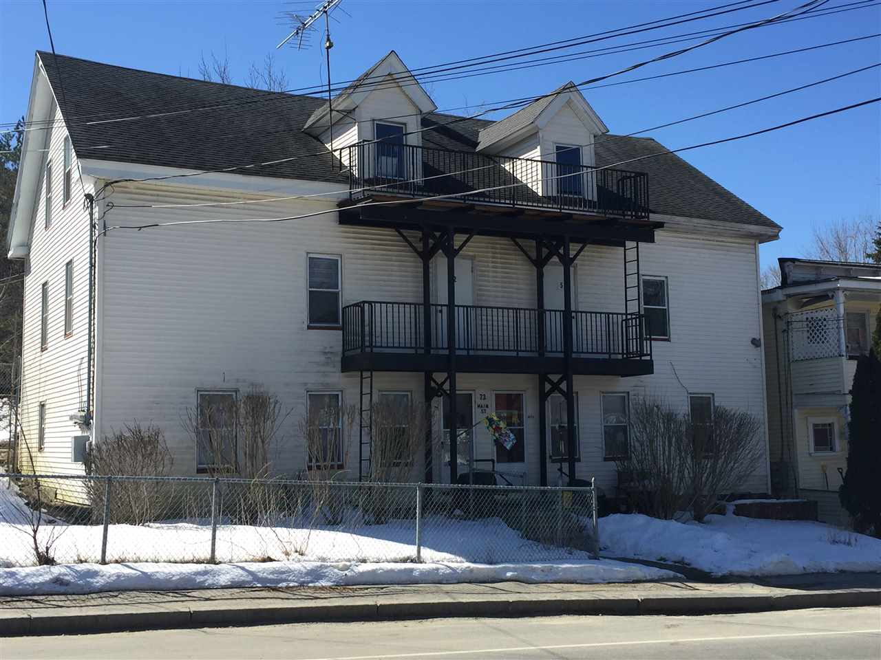 Greenville NH Multi Family for sale $List Price is $275,000