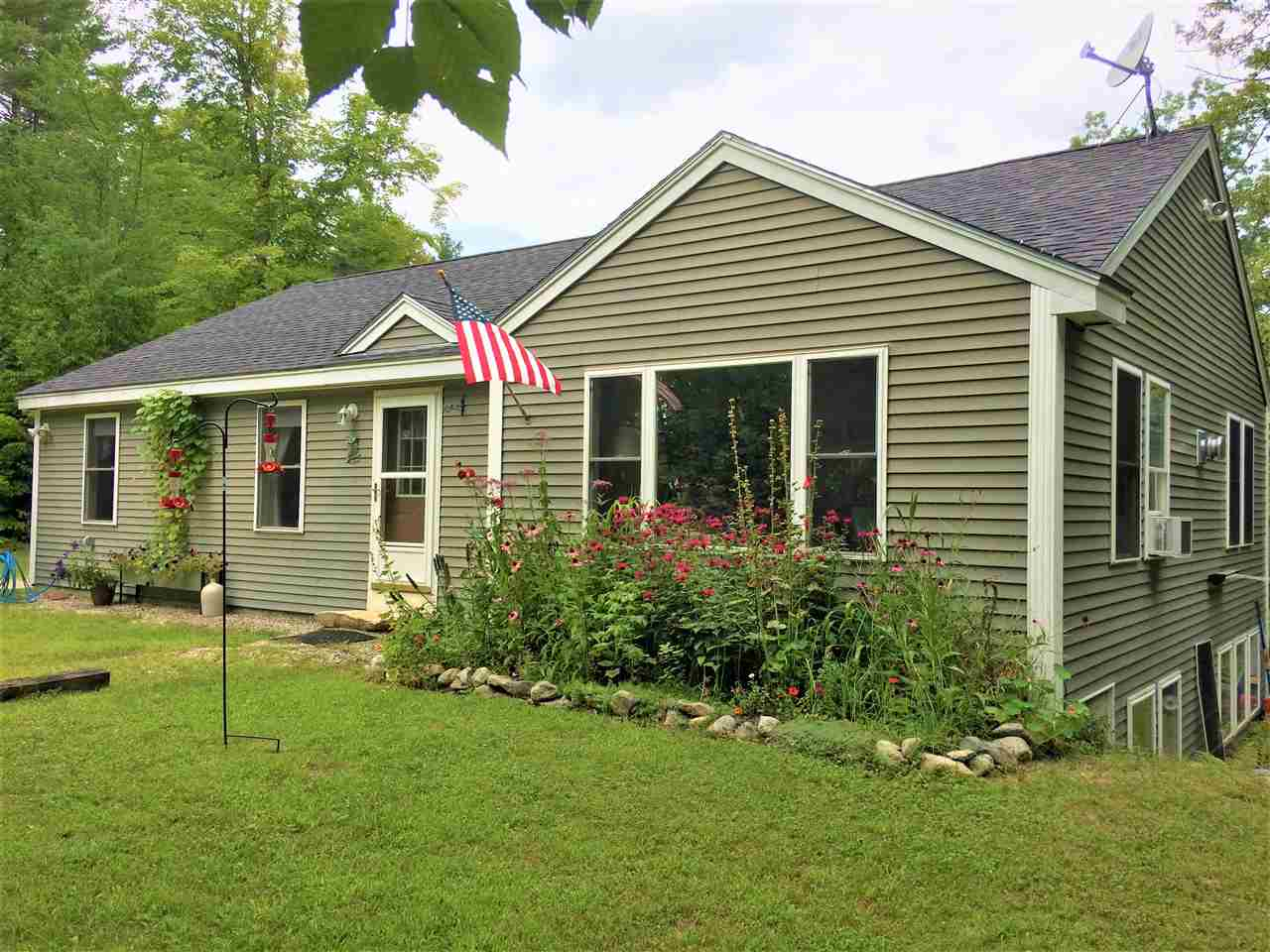 TUFTONBORO NH  Home for sale $349,000