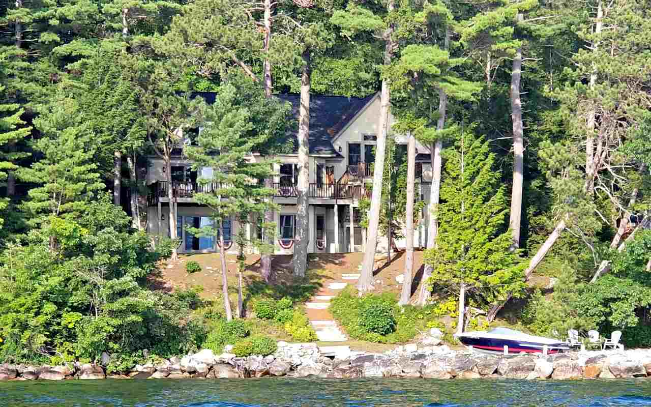 WOLFEBORO NH  Home for sale $1,869,000