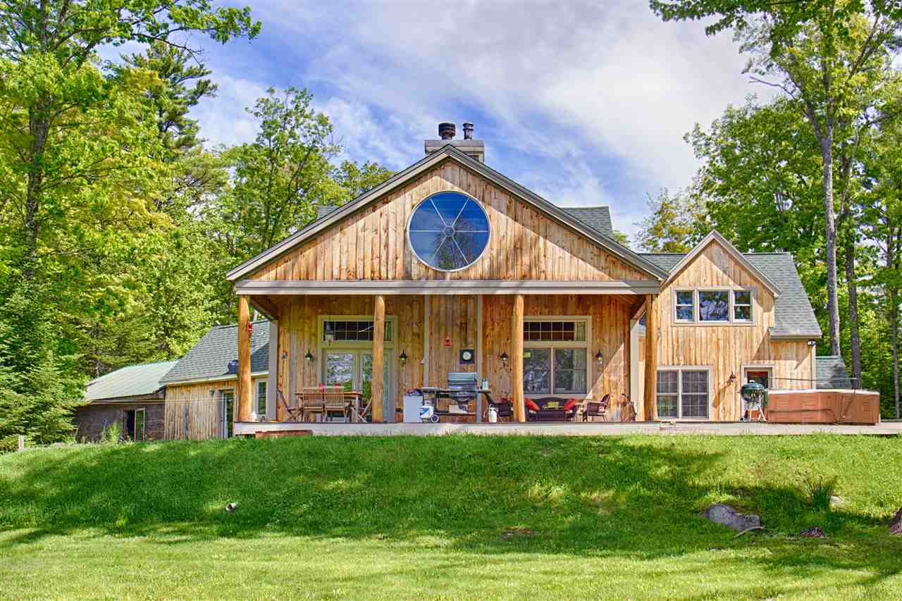 MLS 4711914: 776 North Line Road, Tuftonboro NH