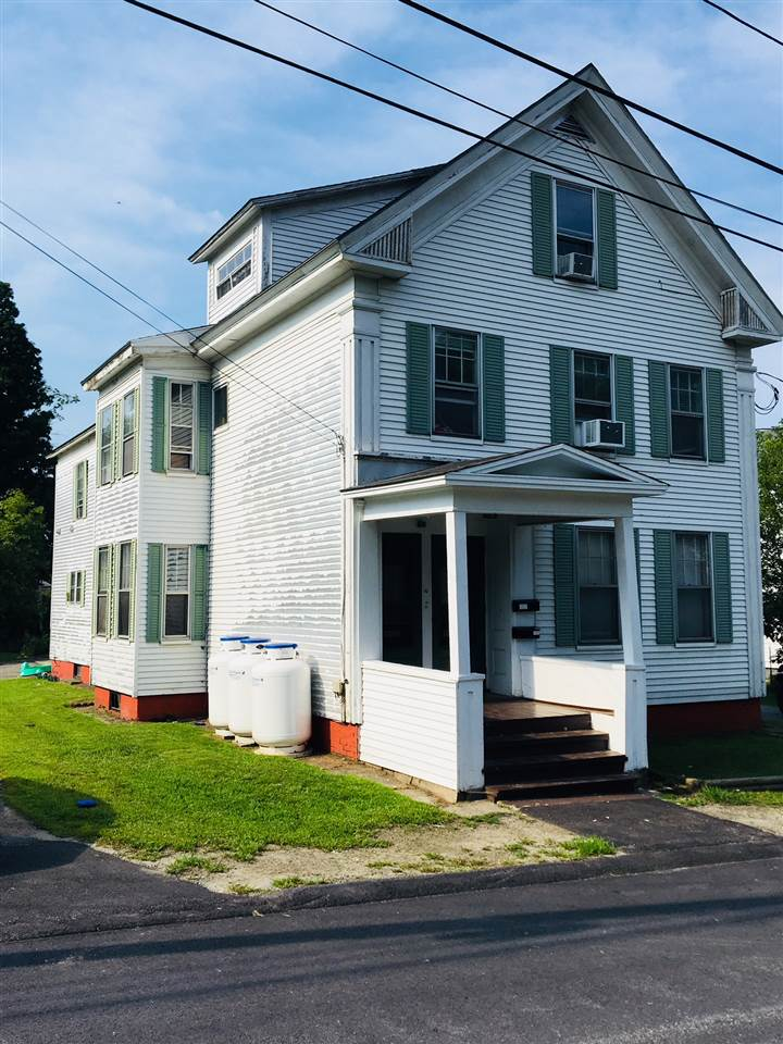 CLAREMONT NH Multi Family for sale $$139,000 | $49 per sq.ft.