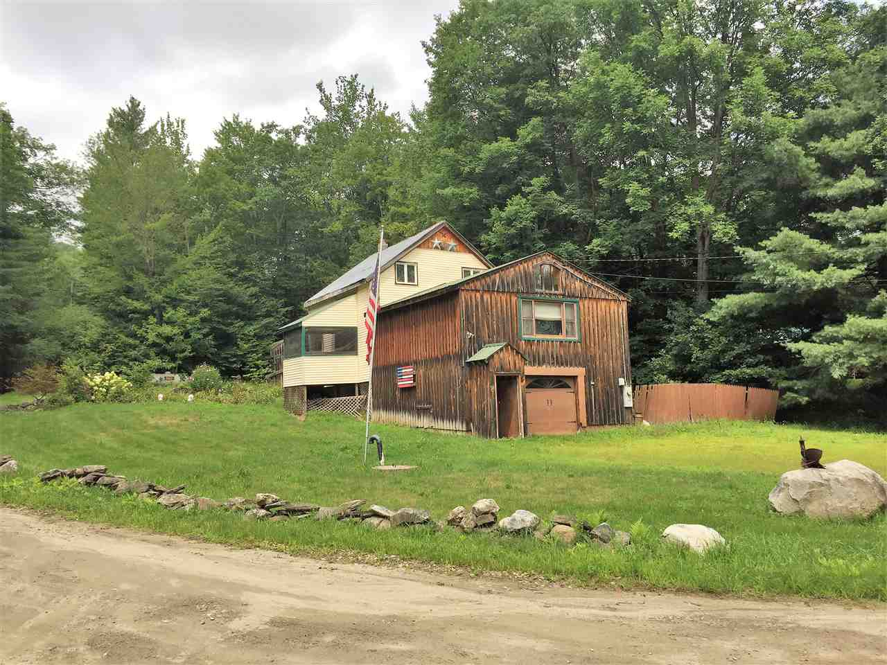 ROCKINGHAM VT Home for sale $$89,000 | $59 per sq.ft.