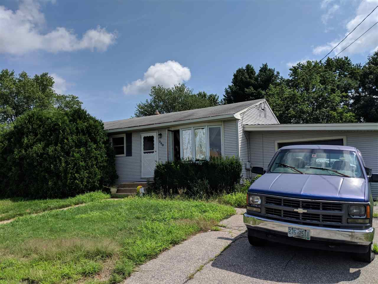 Manchester NHHome for sale $List Price is $175,000