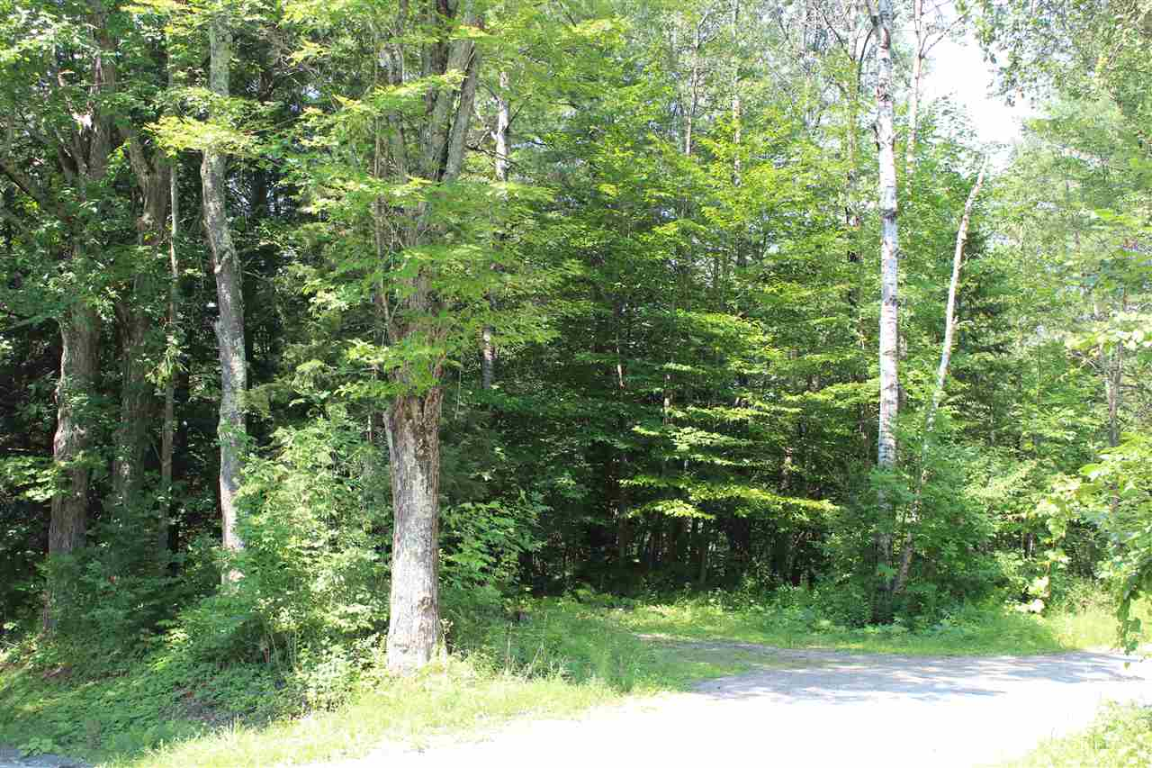 Woodstock VT Land  for sale $List Price is $85,000